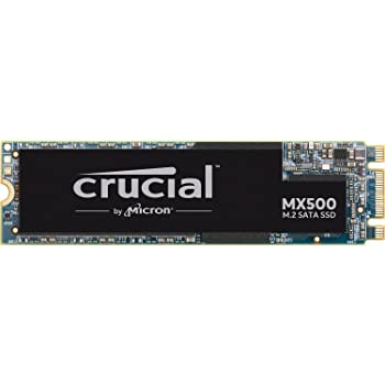 Crucial MX500 1TB 3D NAND SATA M.2 (2280SS) Internal SSD, up to 560MB/s - CT1000MX500SSD4