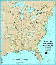America's Great Loop Cruise Mini-Map