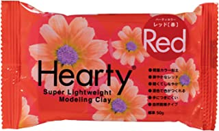 Pajiko Hearty Clay 50g Color Red