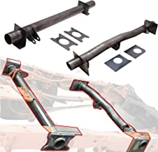ELITEWILL Rear Tank Support Crossmember and Rear Upper Shock Mount Crossmember Fit for 1999-2006 Chevrolet Silverado Chevy or GMC Sierra 1500, 2500 rear fuel Tank Support