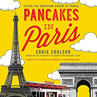 Pancakes in Paris cover art