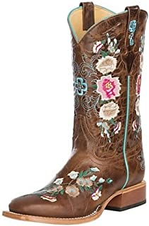 Macie Bean Boots Boys Kid s Macie Bean Honey Bunch Cowgirl Boots
