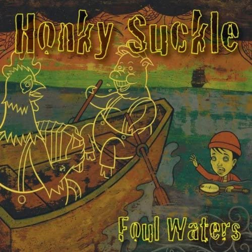 Honky Suckle