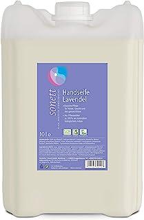 Handzeep lavendel: basisverzorging voor handen, gezicht en het hele lichaam, 10 l