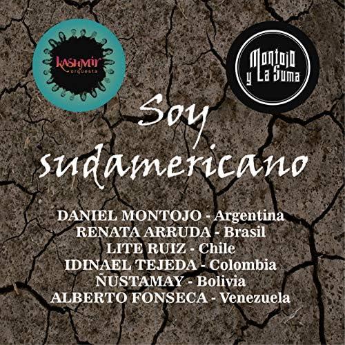 Kashmir Orquesta feat. Montojo Y La Suma, Renata Arruda, Lite Ruiz, Idinael Tejeda, Alberto Fonseca & Ñustamay