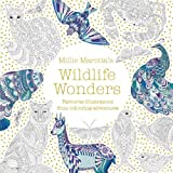 Millie Marotta's Wildlife Wonders: favourite illustrations from colouring adventures - Millie Marotta
