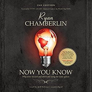 Now You Know audiobook cover art