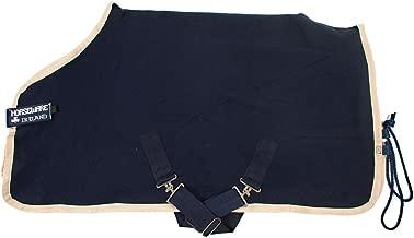 Horseware Amigo Mio Fleece Cooler 81 Navy/Tan