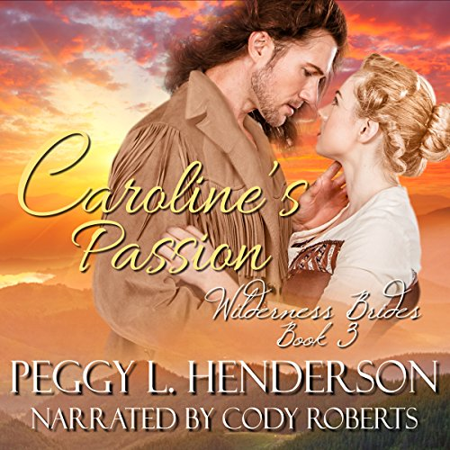 Caroline's Passion audiobook cover art