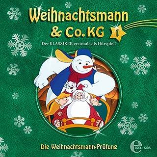 Die Weihnachtsmann-Prüfung Titelbild