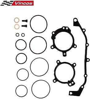 Dual Vanos O-Ring Seal Repair Kit Compatible with BMW E36 E39 E46 E53 E60 E83 E85 M52tu M54 M56