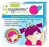 Orgakiddy Bonnet Anti-Poux Rose