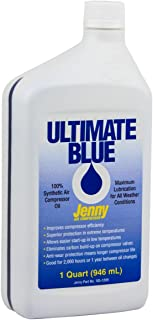 Best jenny ultimate blue compressor oil Reviews