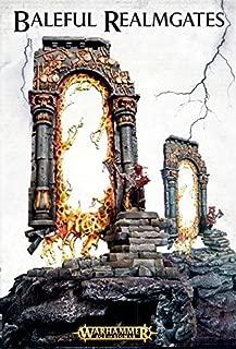 Games Workshop Warhammer Age of Sigmar Baleful Realmgates