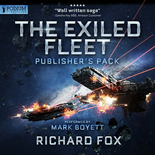 Exiled Fleet cover art