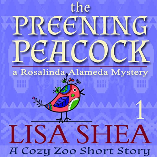 The Preening Peacock audiobook cover art