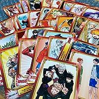 全33種コンプセットSCF カード フェア 2020 in アニメイト 特典 集英社 ジャンプ コミック 呪術廻戦 ハイキュー
