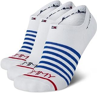 Men's Liner Socks – Comfort Cuff Sneaker Liner Socks (3...