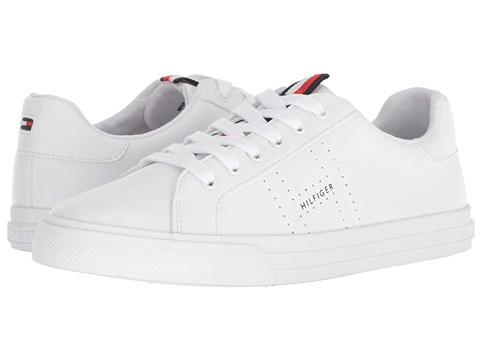 140a51b29c09 Tommy Hilfiger Averie (White) Women s Shoes