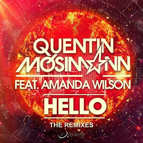 Quentin Mosimann feat. Amanda Wilson