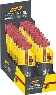 comprar comparacion PowerBar PowerGel Hydro Cherry 24x67ml - Gel Energético de Alto Carbono + C2MAX Magnesio y Sodio + 51mg Cafeína
