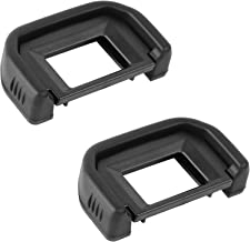 TOOGOO Camera Eyecup Eyepiece for Canon Ef Replacement Viewfinder Protector for Canon Eos 350D 400D 450D 500D 550D 600D 1000D 1100D 700D 100D Xt Xti Vs Xsi T1I T2 T2I T3 T3I T4I T5I Sl1