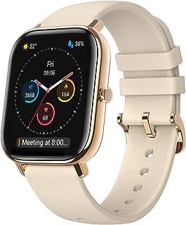 comprar comparacion Amazfit GTS Reloj Smartwactch Deportivo   14 días Batería   GPS+Glonass   Sensor Seguimiento Biológico BioTracker™ PPG   F...