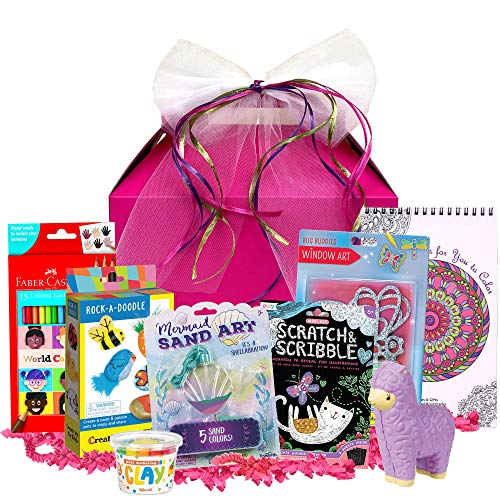 Beyond Bookmarks Queen of Crafts - Gift Basket for The Crafty Girl