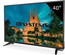 TD Systems K40DLM7F - Televisor Led 40