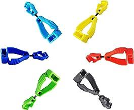 Handschoen Grabber Clip, 6 Stks Handschoen Clip Houder Veiligheid Arbeid Werk Klem Werkhandschoenen Grabber Houder Clip Ca...