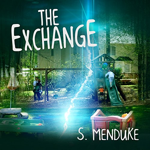 The Exchange                   By:                                                                                                                                 S. Menduke                               Narrated by:                                                                                                                                 Kimberly Mintz                      Length: 53 mins     Not rated yet     Overall 0.0