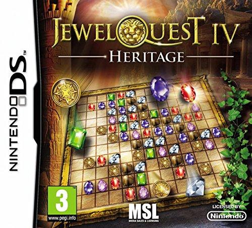 [UK-Import]Jewel Quest 4 Heritage Game DS
