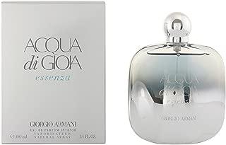 Giorgio Armani Acqua Di Gioia Essenza Eau De Parfum Spray for Women, 3.4 Ounce