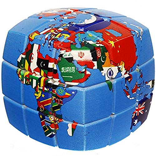 V-Cube United Nations 3B Cube Toy