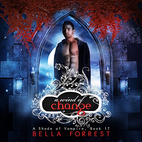 A Wind of Change audiobook cover art