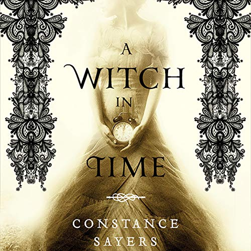 Page de couverture de A Witch in Time