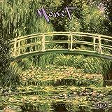 Claude Monet 2021: Kalender 2021 (Tushita Fine Arts)