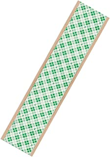 3M 4032 Double Coated Urethane Foam Tape - 1.5 in x 10 in Tape Strips for Permanent Bonding. Sealing Tapes (Pack of 25 pcs)