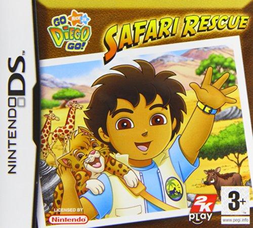 Go, Diego, Go! Safari Rescue  [Edizione: Regno Unito]