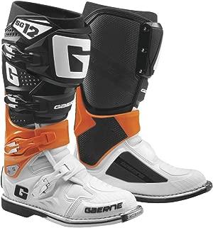 Gaerne 2019 SG-12 Boots (10.5) (Orange/Black/White)