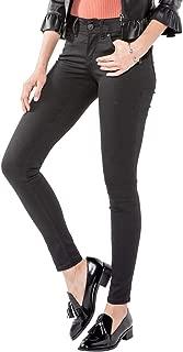 Women's Suki Curvy Fit Mid-Rise Super Skinny Jeans