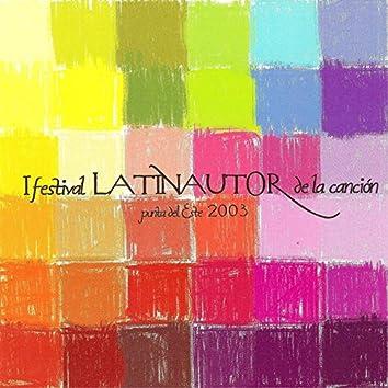 1o. Festival Latinautor de la Canción