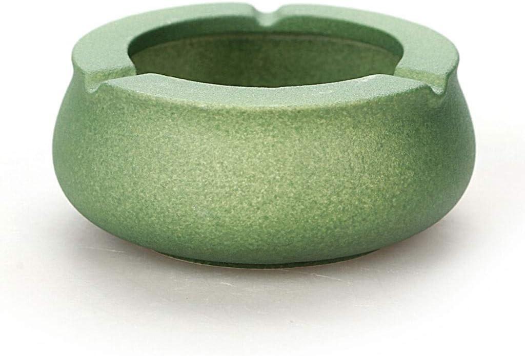 jbshop Ashtrays Creative Ceramic Super beauty product restock quality top! Ashtray Coffee Office Popular brand Table Liv