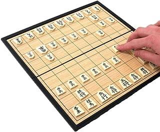 折りたたみ 本格将棋セット マグネット式 /ボードゲーム しょうぎ モバイル 名人