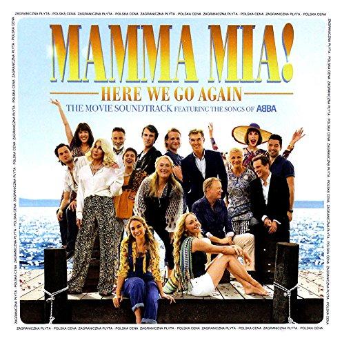 Jessica Keenan Wynn / Dominic Cooper / Lily James: Mamma Mia! Here We Go Again [CD]