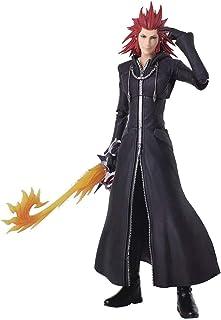Kingdom Hearts III: Axel Bring Arts Action Figure, Multicolor