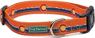 Colorado State Flag Dog Collar