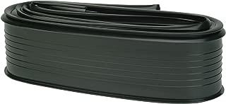 WJ Dennis & Company CFRP080 Vinyl Garage Door Bottom Replacement, 16-Foot, Black