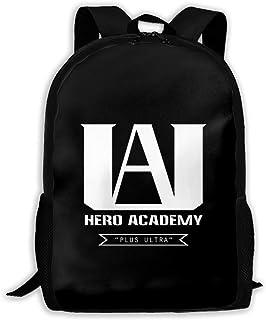 U.A. High Plus Ultra Logo - (My Hero Academia, Boku No Hero Academia, Bnha) Laptop Bag,Bolsa De Viaje,Bolso De Hombro Al Aire Libre,Mochila De Viaje,Mochila Estudiantes,Bolsa para La Escuela