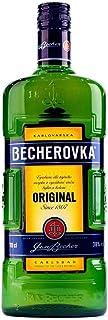 Becherovka Original mit Geschenkverpackung Kalsbader Kräuterlikör 1 x 0.7 l